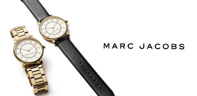 Marc Jacobs Zegarki: nowe kolekcje