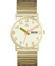 Orla Kiely OK4056 Panie Madison pozłacana bransoletka zegarek