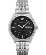 Emporio Armani AR1977 Mężczyźni ubierają Srebrna bransoleta ze stali zegarek
