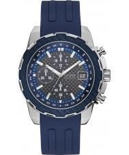 Guess W1047G2 Mens zegarek oktanowy