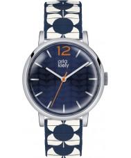 Orla Kiely OK4057 Panie pop multikolor ekspander bransoletka zegarek