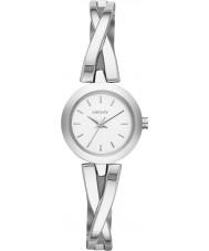DKNY NY2169 Panie crosswalk srebrny zegarek