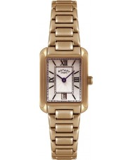 Rotary LB02652-41 zegarki damskie pozłacany zegarek