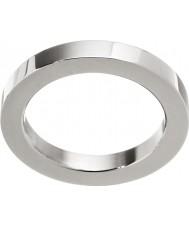 Edblad 3153441980-M Panie Materia smukły pierścień stalowy - Rozmiar p (m)