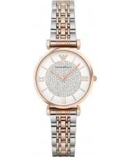 Emporio Armani AR1926 Panie dwóch ton stali sukni zegarek