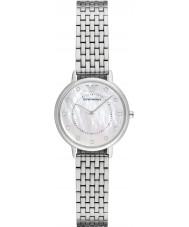 Emporio Armani AR2511 Panie ubierają Srebrna bransoleta ze stali zegarek