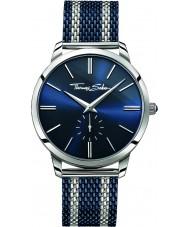 Thomas Sabo WA0268-281-209-42mm Mężczyźni rebel spirit two tone bransoletka oczek zegarek