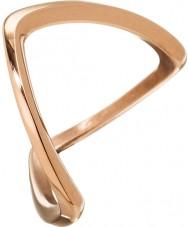 Edblad 3153441918-S Kavala Women wzrosła pozłacany pierścień - rozmiar n (s)