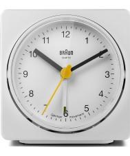 Braun BNC011WHWH Biały budzik