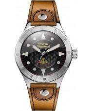 Vivienne Westwood VV160BKBR Mens smithfield zegarek