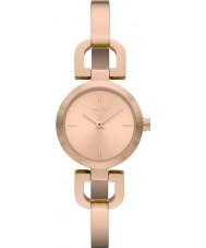 DKNY NY8542 Panie Reade wzrósł złoty zegarek