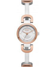 DKNY NY2749 Zegarek z linkami do miasta Ladies