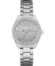Guess W0987L1 Panie błyszczą dziewczyna zegarek