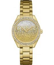 Guess W0987L2 Panie błyszczą dziewczyna zegarek