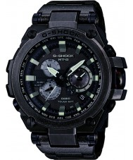 Casio MTG-S1000V-1AER Radio Mężczyźni g-shock kontrolowane zasilany energią słoneczną czarny zegarek