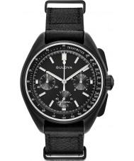 Bulova 98A186 Mens księżycowy pilot chronografu zegarek