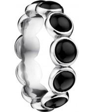 Bering Time Damski czarny ceramiczny pierścień bańki