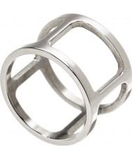 Edblad 3153441911-XL Panie Helena stalowy pierścień - rozmiar S (XL)