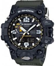 Casio GWG-1000-1A3ER Radio Mężczyźni g-shock kontrolowane Solar Powered kompasu czarny zegarek
