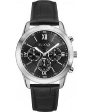 Bulova 96A173 Mens Sukienka zegarek
