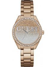 Guess W0987L3 Panie błyszczą dziewczyna zegarek