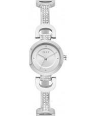 DKNY NY2751 Zegarek z linkami do miasta Ladies