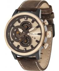 Police 15037JSBBR-04 Mens zegarek eksploratora