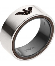 Emporio Armani EGS2470040-10 Męski pierścionek