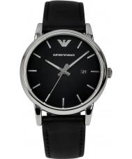 Emporio Armani AR1692 Mens klasyczny czarny zegarek