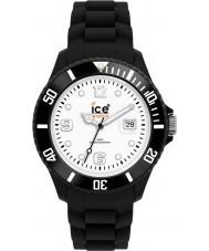 Ice-Watch SI.BW.B.S Ice-białe wielki czarny zegarek