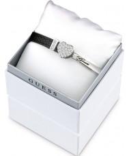 Guess UBS91307 Kolor bransoletki damskie eleganckie pudełko zestaw