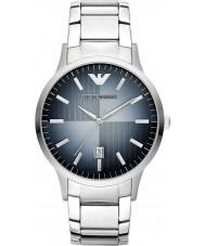 Emporio Armani AR2472 Mens classic srebrny stalowy zegarek