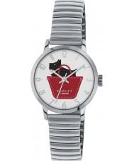 Radley RY4219 Panie rozciągnąć srebro stal ekspandera zegarek
