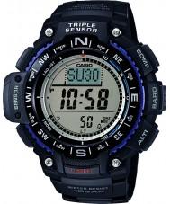 Casio SGW-1000-1AER Mężczyźni Rdzeń czarny kompas, wysokościomierz, barometr zegarek