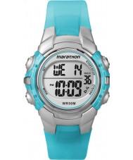 Timex T5K817 Dzieci maratonu żywicy niebieski pasek zegarka
