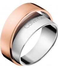 Calvin Klein KJ5ZPR200107 Panie łączą pierścień