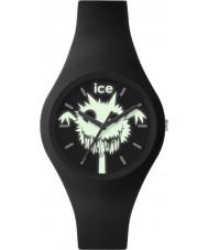 Ice-Watch 001446 Ice-Duch wyłącznym czarny silikonowy pasek zegarka