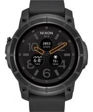 Nixon A1167-001 Mens zegarek misji