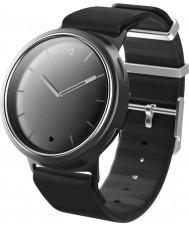 Misfit MIS5000 Faza czarny silikonowy zegarek kompatybilny z Android i iOS