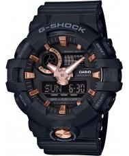 Casio GA-710B-1A4ER Męski zegarek g-shock