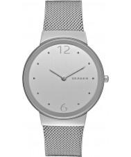 Skagen SKW2380 Freja Women srebro stal bransoletka zegarek