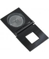 Police POMGA7-0801a Hypnos zegar podróży czarny
