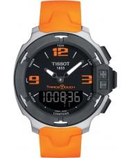 """Tissot T0814201705702 Męski zegarek dotykowy """"T-race"""""""