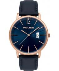 Police 15307JSR-03 Męski zegarek cnoty