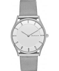 Skagen SKW2342 Panie szczupła Holst srebro stal bransoletka zegarek