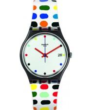 Swatch GM417 Zegarek Milkolor