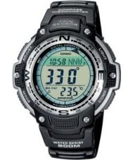 Casio SGW-100-1VEF Mężczyźni sprzęt sportowy czujnik Twin odporne niskotemperaturowy zegarek