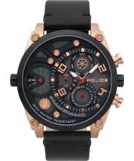Police 15381JSRB-61 Męski zegarek wigoru