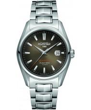 Roamer 210633-41-02-20 Mens Searock srebra stalowy zegarek bransoletka