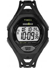 Timex TW5M10400 Mens ironman elegancki czarny pasek zegarka żywicy